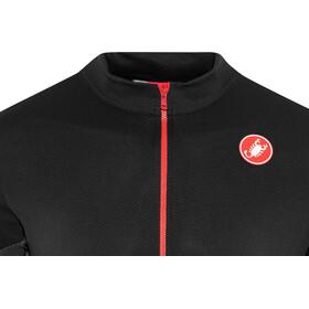 Castelli Entrata 3 FZ Jersey Herr light black